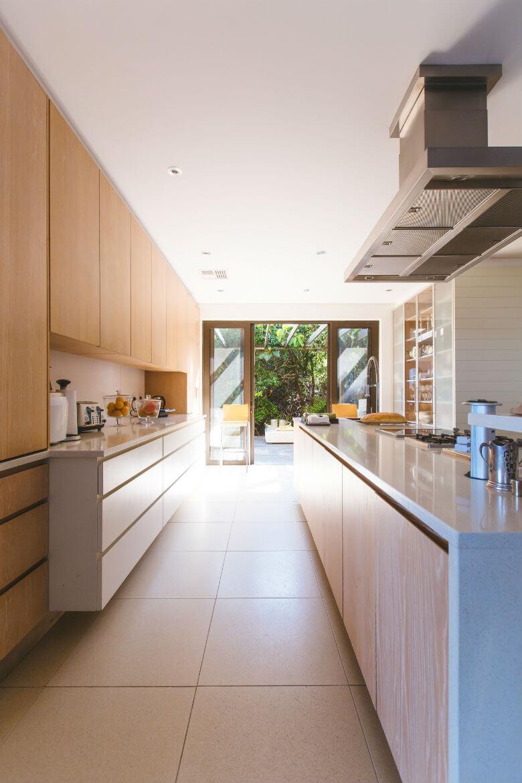 Cocina Sin Azulejos | Cocinas Sin Azulejos O Con Azulejos Metrovacesa