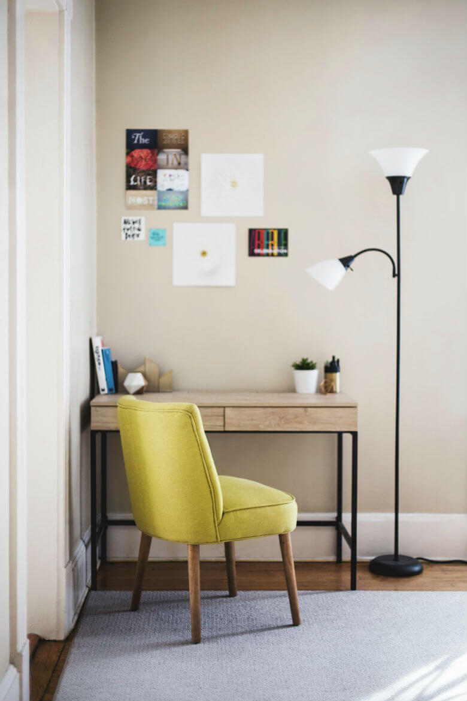 escritorio multifuncional para el salón