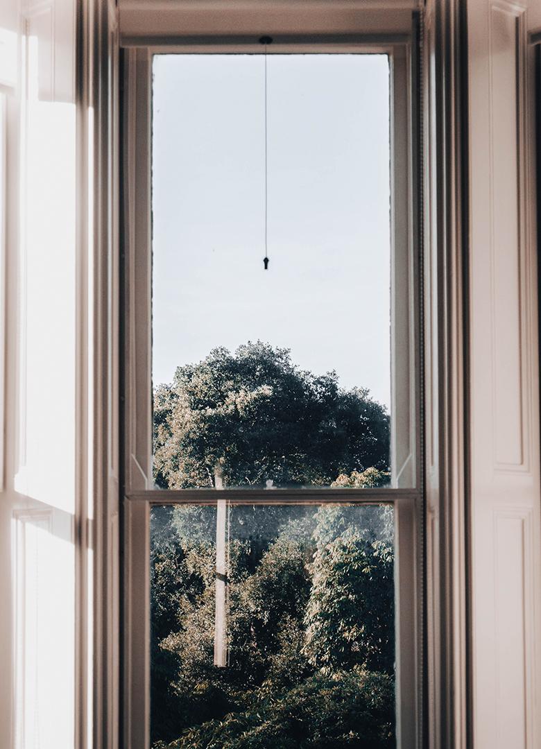 ventana aislante