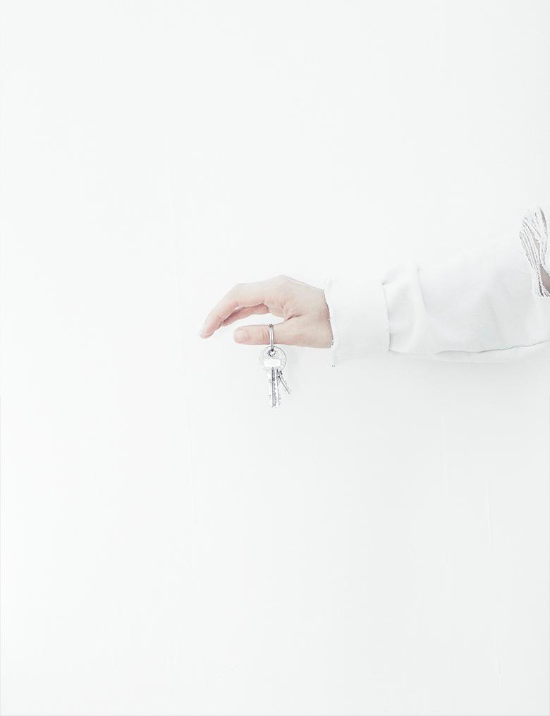 llaves de una casa