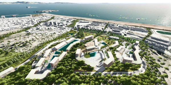 City Council and Metrovacesa agree to the Albacerrado development in Tarifa.