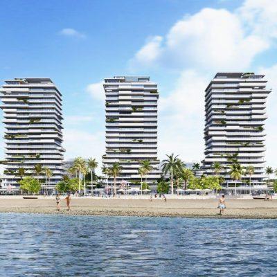 Imagen Málaga Towers – Living