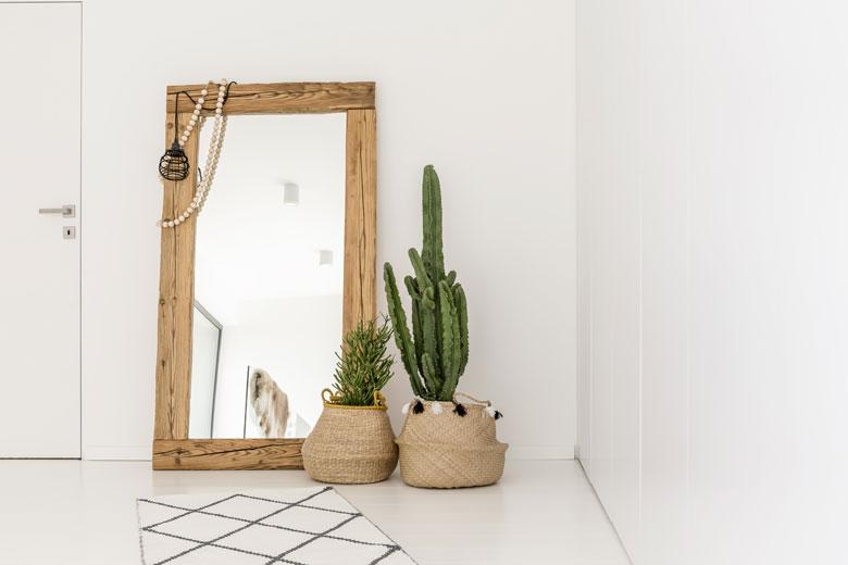 espejo para decorar salón