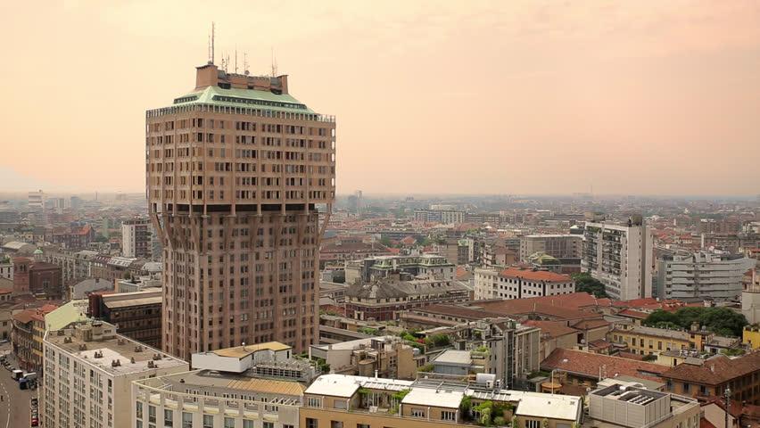 Torre Velasca, Milán