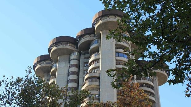 Torres Blancas, Madrid